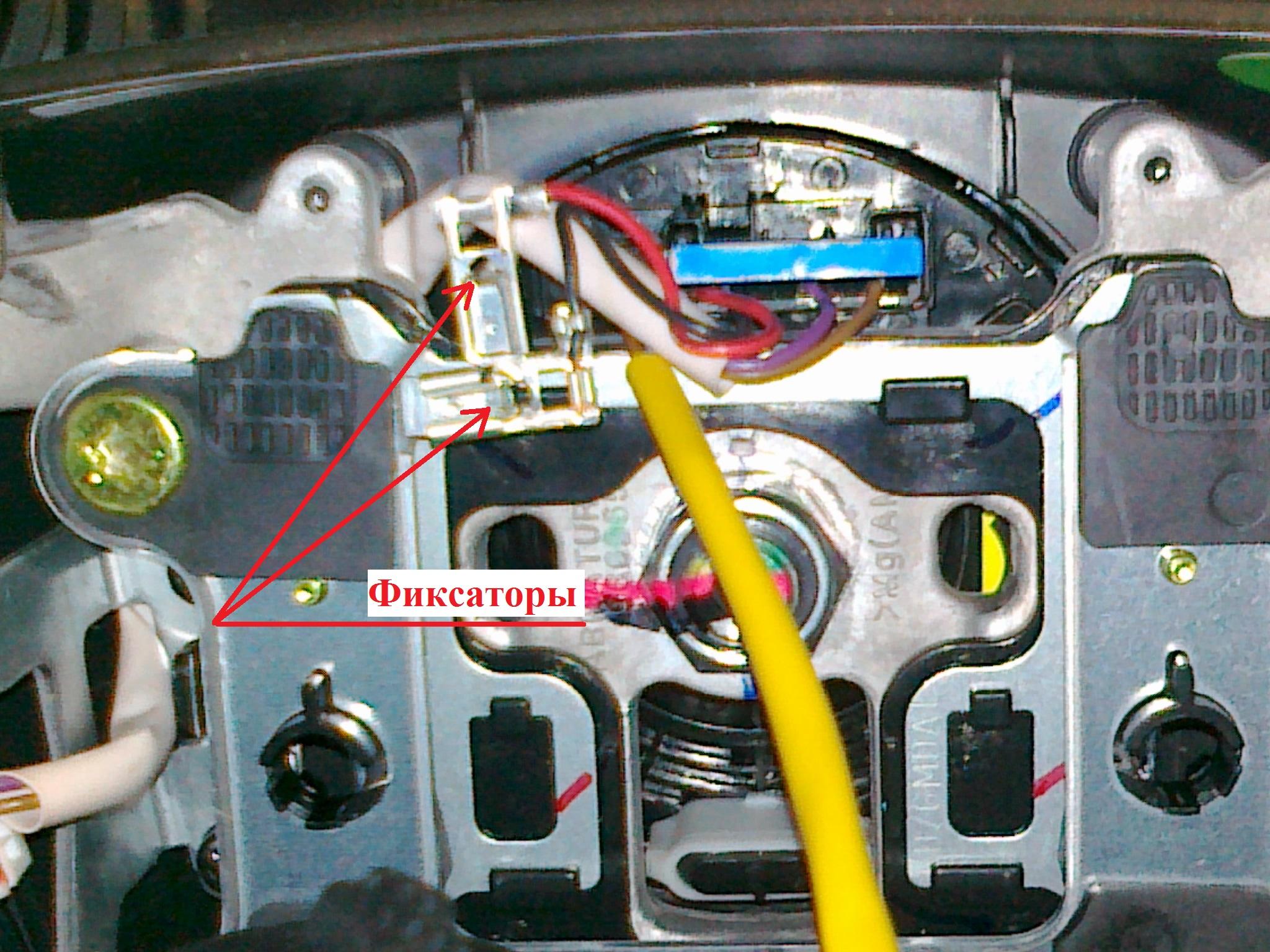электронная схема ауди системы шеврале круз